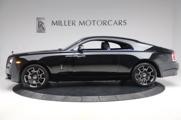 New 2017 Rolls-Royce Wraith Black Badge for sale Sold at Aston Martin of Greenwich in Greenwich CT 06830 4