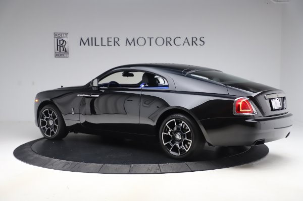 New 2017 Rolls-Royce Wraith Black Badge for sale Sold at Aston Martin of Greenwich in Greenwich CT 06830 5