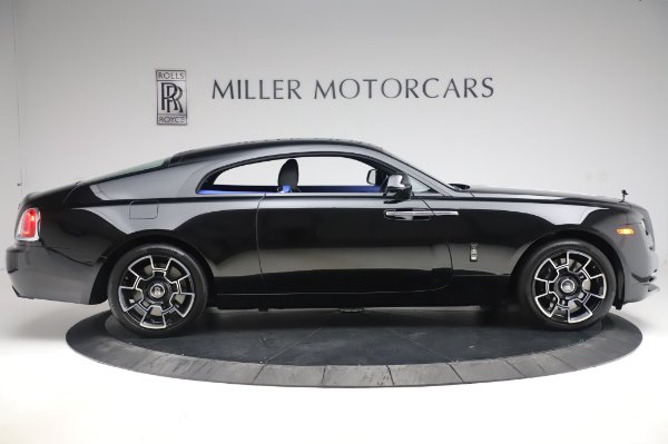 New 2017 Rolls-Royce Wraith Black Badge for sale Sold at Aston Martin of Greenwich in Greenwich CT 06830 8