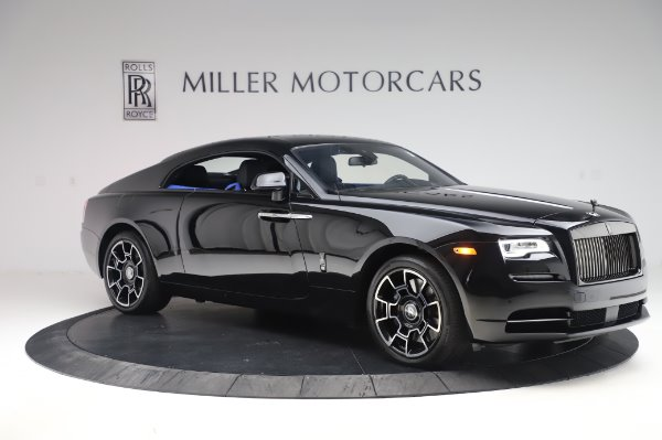 New 2017 Rolls-Royce Wraith Black Badge for sale Sold at Aston Martin of Greenwich in Greenwich CT 06830 9
