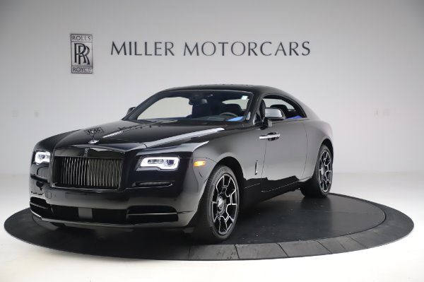 New 2017 Rolls-Royce Wraith Black Badge for sale Sold at Aston Martin of Greenwich in Greenwich CT 06830 1