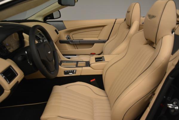 New 2016 Aston Martin DB9 GT Volante for sale Sold at Aston Martin of Greenwich in Greenwich CT 06830 19