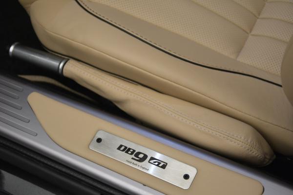 New 2016 Aston Martin DB9 GT Volante for sale Sold at Aston Martin of Greenwich in Greenwich CT 06830 24