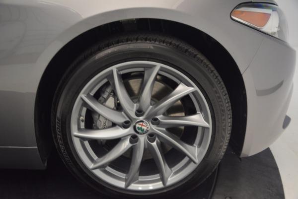 New 2017 Alfa Romeo Giulia Q4 for sale Sold at Aston Martin of Greenwich in Greenwich CT 06830 26