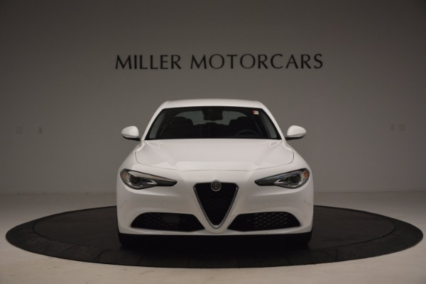 New 2017 Alfa Romeo Giulia Q4 for sale Sold at Aston Martin of Greenwich in Greenwich CT 06830 12