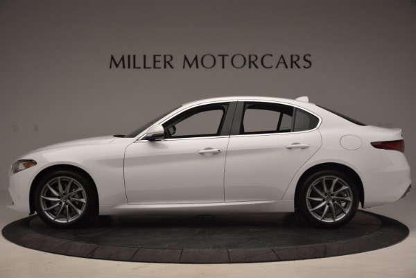 New 2017 Alfa Romeo Giulia Q4 for sale Sold at Aston Martin of Greenwich in Greenwich CT 06830 3