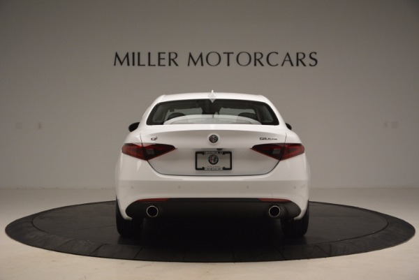 New 2017 Alfa Romeo Giulia Q4 for sale Sold at Aston Martin of Greenwich in Greenwich CT 06830 6