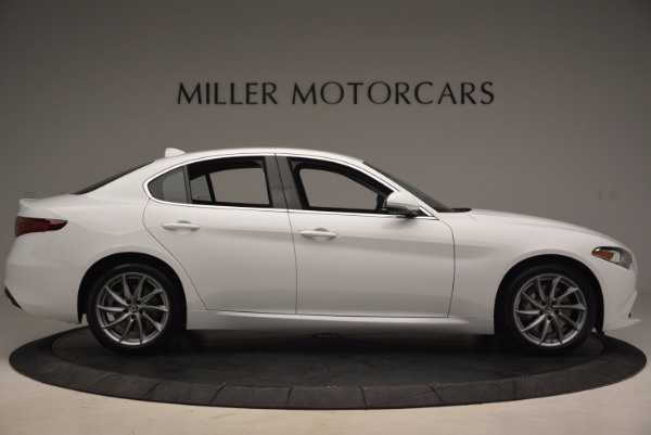 New 2017 Alfa Romeo Giulia Q4 for sale Sold at Aston Martin of Greenwich in Greenwich CT 06830 9