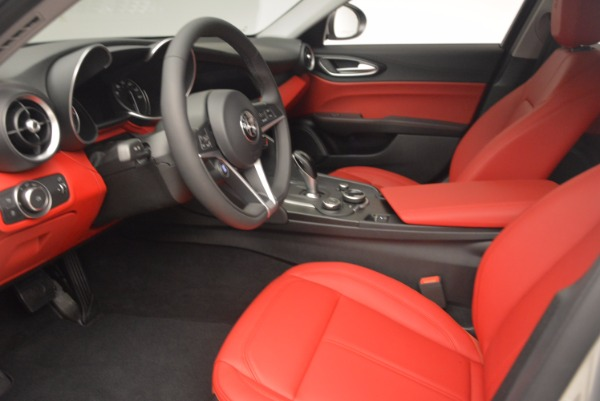 New 2017 Alfa Romeo Giulia Q4 for sale Sold at Aston Martin of Greenwich in Greenwich CT 06830 14