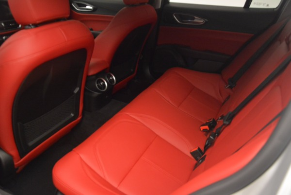 New 2017 Alfa Romeo Giulia Q4 for sale Sold at Aston Martin of Greenwich in Greenwich CT 06830 16