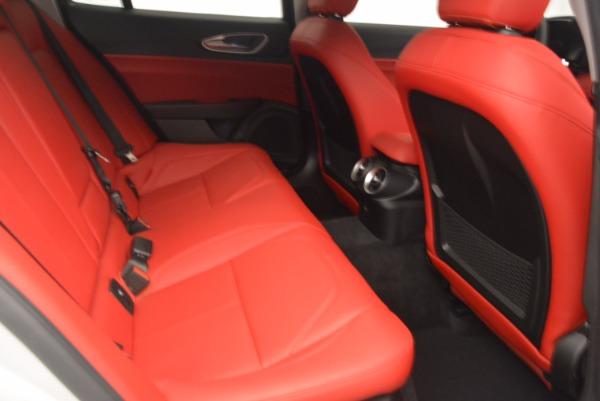 New 2017 Alfa Romeo Giulia Q4 for sale Sold at Aston Martin of Greenwich in Greenwich CT 06830 20