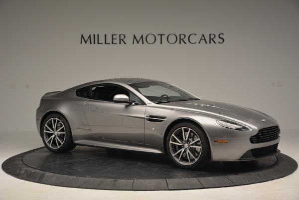 Used 2016 Aston Martin V8 Vantage GT Coupe for sale Sold at Aston Martin of Greenwich in Greenwich CT 06830 10