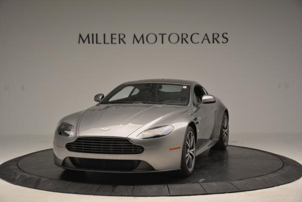 Used 2016 Aston Martin V8 Vantage GT Coupe for sale Sold at Aston Martin of Greenwich in Greenwich CT 06830 2