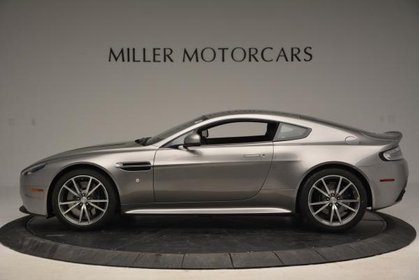 Used 2016 Aston Martin V8 Vantage GT Coupe for sale Sold at Aston Martin of Greenwich in Greenwich CT 06830 3