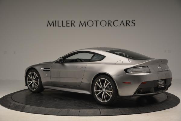 Used 2016 Aston Martin V8 Vantage GT Coupe for sale Sold at Aston Martin of Greenwich in Greenwich CT 06830 4