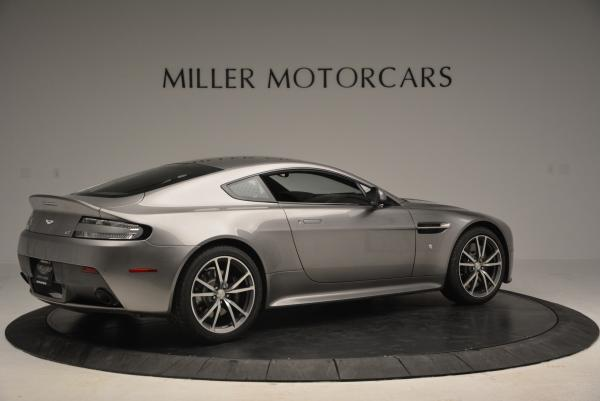 Used 2016 Aston Martin V8 Vantage GT Coupe for sale Sold at Aston Martin of Greenwich in Greenwich CT 06830 8