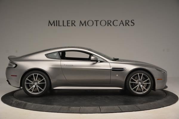 Used 2016 Aston Martin V8 Vantage GT Coupe for sale Sold at Aston Martin of Greenwich in Greenwich CT 06830 9