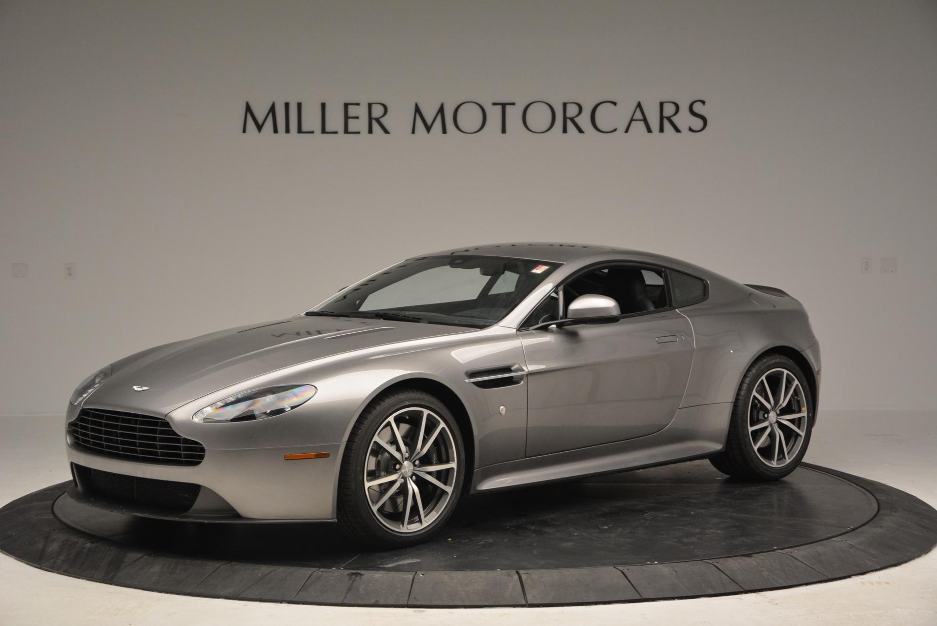 Used 2016 Aston Martin V8 Vantage GT Coupe for sale Sold at Aston Martin of Greenwich in Greenwich CT 06830 1