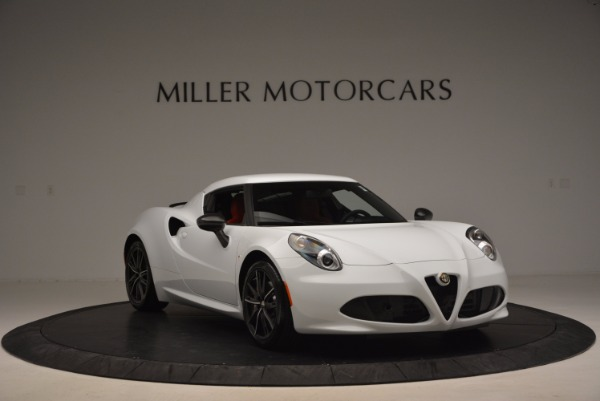 New 2016 Alfa Romeo 4C Coupe for sale Sold at Aston Martin of Greenwich in Greenwich CT 06830 11