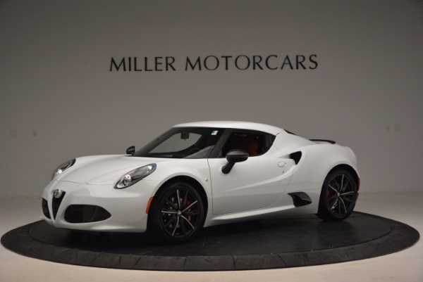 New 2016 Alfa Romeo 4C Coupe for sale Sold at Aston Martin of Greenwich in Greenwich CT 06830 2