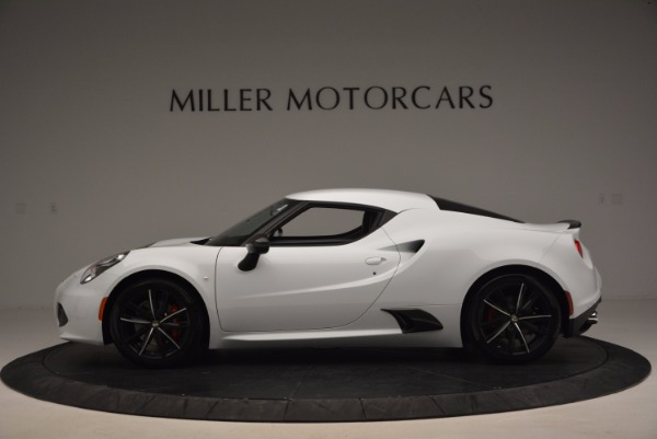 New 2016 Alfa Romeo 4C Coupe for sale Sold at Aston Martin of Greenwich in Greenwich CT 06830 3