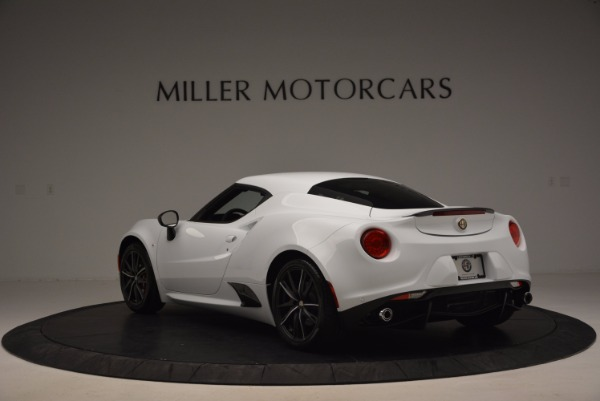 New 2016 Alfa Romeo 4C Coupe for sale Sold at Aston Martin of Greenwich in Greenwich CT 06830 5