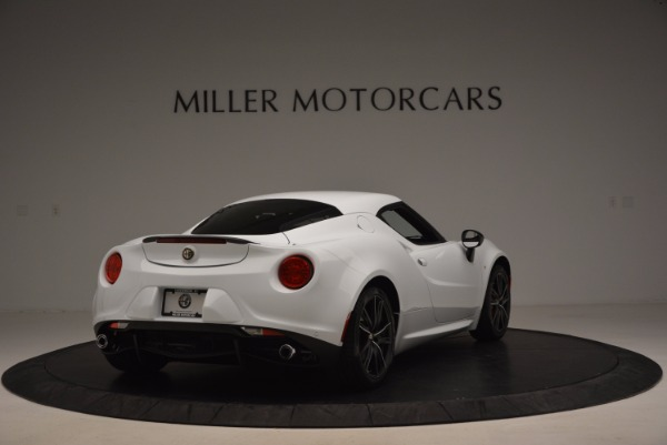 New 2016 Alfa Romeo 4C Coupe for sale Sold at Aston Martin of Greenwich in Greenwich CT 06830 7