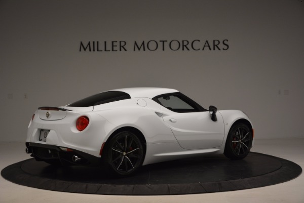 New 2016 Alfa Romeo 4C Coupe for sale Sold at Aston Martin of Greenwich in Greenwich CT 06830 8