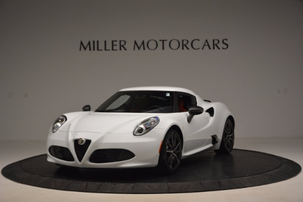 New 2016 Alfa Romeo 4C Coupe for sale Sold at Aston Martin of Greenwich in Greenwich CT 06830 1