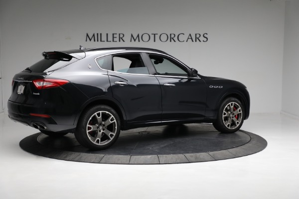 New 2017 Maserati Levante S for sale Sold at Aston Martin of Greenwich in Greenwich CT 06830 7