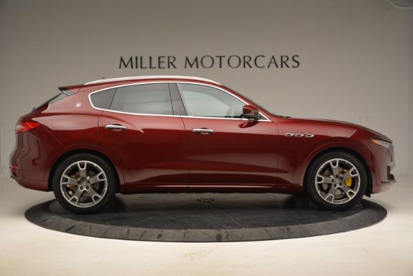 New 2017 Maserati Levante for sale Sold at Aston Martin of Greenwich in Greenwich CT 06830 9