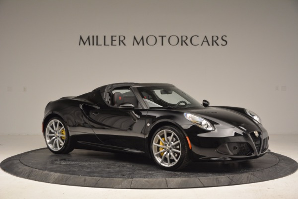New 2016 Alfa Romeo 4C Spider for sale Sold at Aston Martin of Greenwich in Greenwich CT 06830 10