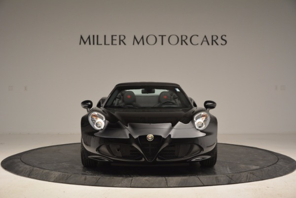 New 2016 Alfa Romeo 4C Spider for sale Sold at Aston Martin of Greenwich in Greenwich CT 06830 12