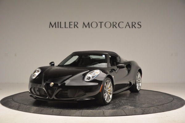 New 2016 Alfa Romeo 4C Spider for sale Sold at Aston Martin of Greenwich in Greenwich CT 06830 13