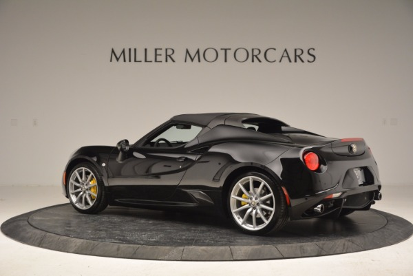 New 2016 Alfa Romeo 4C Spider for sale Sold at Aston Martin of Greenwich in Greenwich CT 06830 16