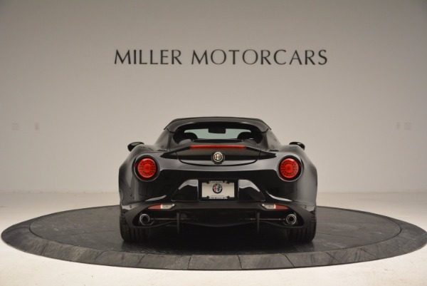 New 2016 Alfa Romeo 4C Spider for sale Sold at Aston Martin of Greenwich in Greenwich CT 06830 18