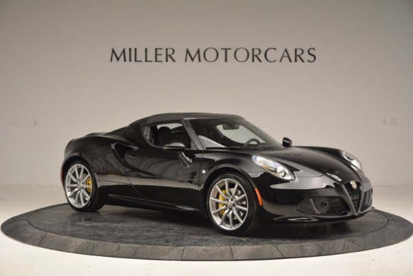 New 2016 Alfa Romeo 4C Spider for sale Sold at Aston Martin of Greenwich in Greenwich CT 06830 22