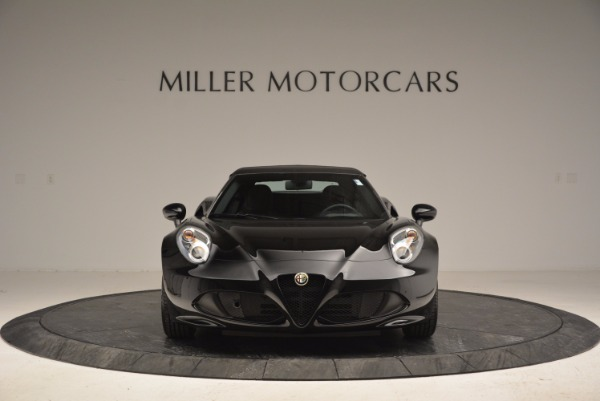 New 2016 Alfa Romeo 4C Spider for sale Sold at Aston Martin of Greenwich in Greenwich CT 06830 24