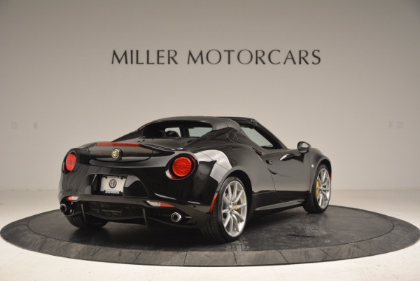 New 2016 Alfa Romeo 4C Spider for sale Sold at Aston Martin of Greenwich in Greenwich CT 06830 7