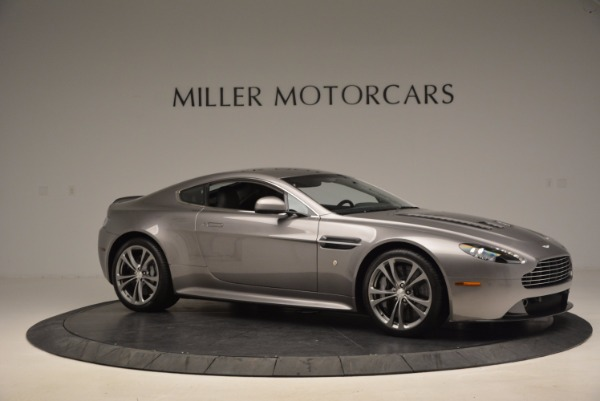 Used 2012 Aston Martin V12 Vantage for sale Sold at Aston Martin of Greenwich in Greenwich CT 06830 10