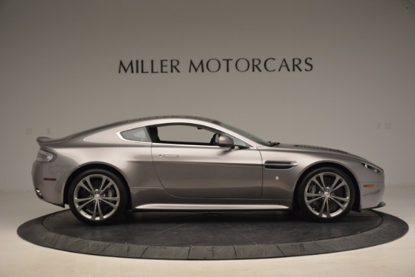 Used 2012 Aston Martin V12 Vantage for sale Sold at Aston Martin of Greenwich in Greenwich CT 06830 9