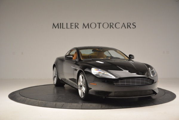 Used 2014 Aston Martin DB9 for sale Sold at Aston Martin of Greenwich in Greenwich CT 06830 11