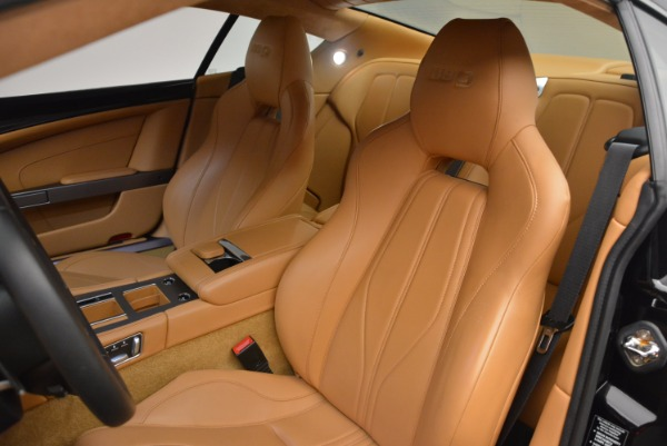 Used 2014 Aston Martin DB9 for sale Sold at Aston Martin of Greenwich in Greenwich CT 06830 15