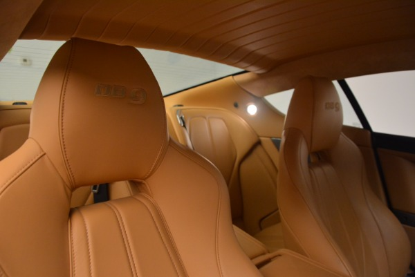 Used 2014 Aston Martin DB9 for sale Sold at Aston Martin of Greenwich in Greenwich CT 06830 16