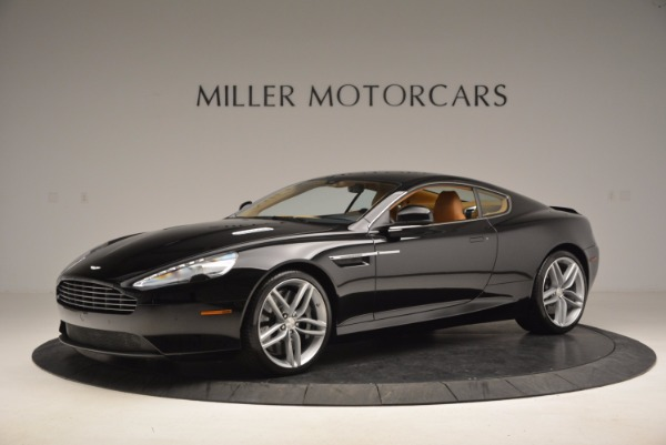 Used 2014 Aston Martin DB9 for sale Sold at Aston Martin of Greenwich in Greenwich CT 06830 2