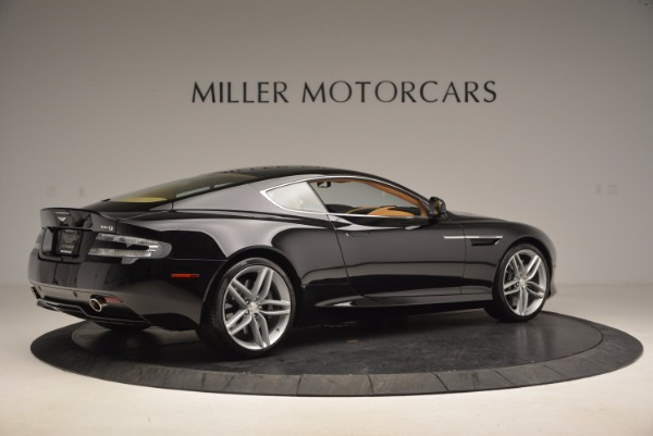Used 2014 Aston Martin DB9 for sale Sold at Aston Martin of Greenwich in Greenwich CT 06830 8