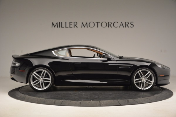 Used 2014 Aston Martin DB9 for sale Sold at Aston Martin of Greenwich in Greenwich CT 06830 9