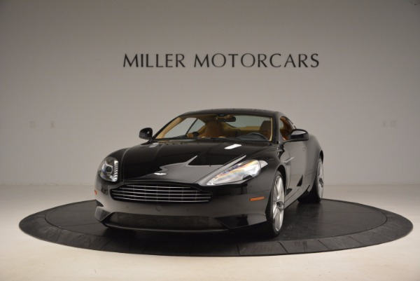 Used 2014 Aston Martin DB9 for sale Sold at Aston Martin of Greenwich in Greenwich CT 06830 1