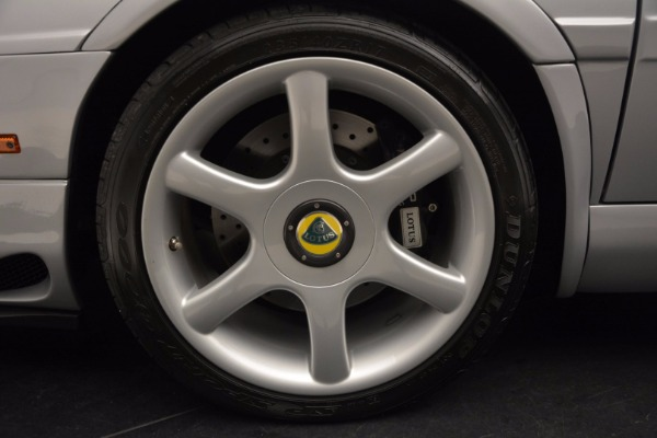 Used 2001 Lotus Esprit for sale Sold at Aston Martin of Greenwich in Greenwich CT 06830 13