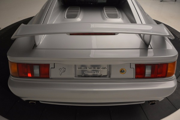 Used 2001 Lotus Esprit for sale Sold at Aston Martin of Greenwich in Greenwich CT 06830 21